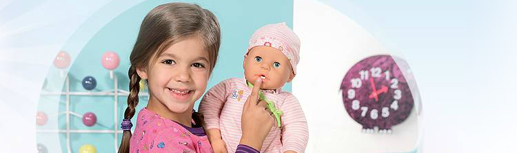 Baby Born, Anabell, Famosa lelles un aksesuāri