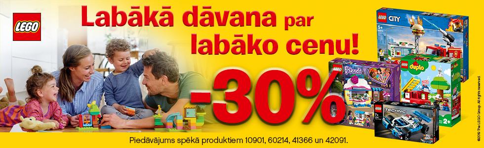 LEGO Maija kampaņa -30%