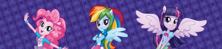Equestria Girls, My Little Pony